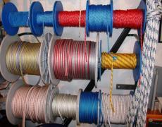 Racing ropes